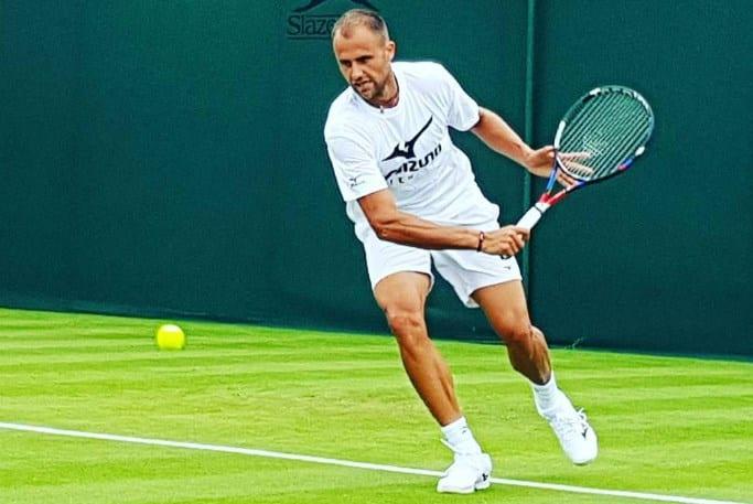 Copil – eliminat la simplu la Wimbledon, mâine debutează la dublu