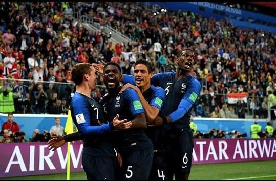 """Umtiti a decretat: Franța – după 12 ani într-o finală Mondială, Belgia se bate (doar) pentru """"bronz"""" în Rusia!"""
