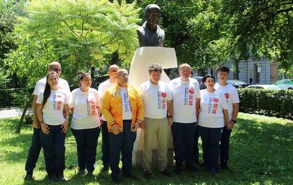 Discipolii lui Mihai Botez își însușesc pe viu tradiția japoneză promovată de marele maestru