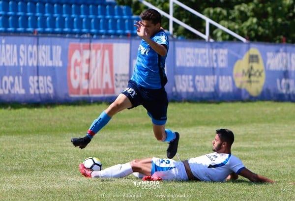 """David Popa, după """"dubla"""" de la Sebiș: """"Mă bucur pentru realizările mele și ale echipei, e o concurență pozitivă cu Alex Pop"""""""