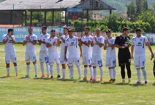 Amical decis înainte de aprinderea nocturnei: Unirea Sântana – Național Sebiș  1-1
