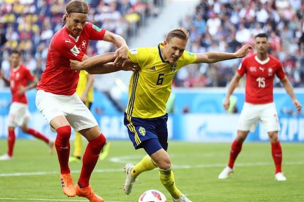 Povestea frumoasă a Suediei în Rusia continuă după un autogol al elvețienilor