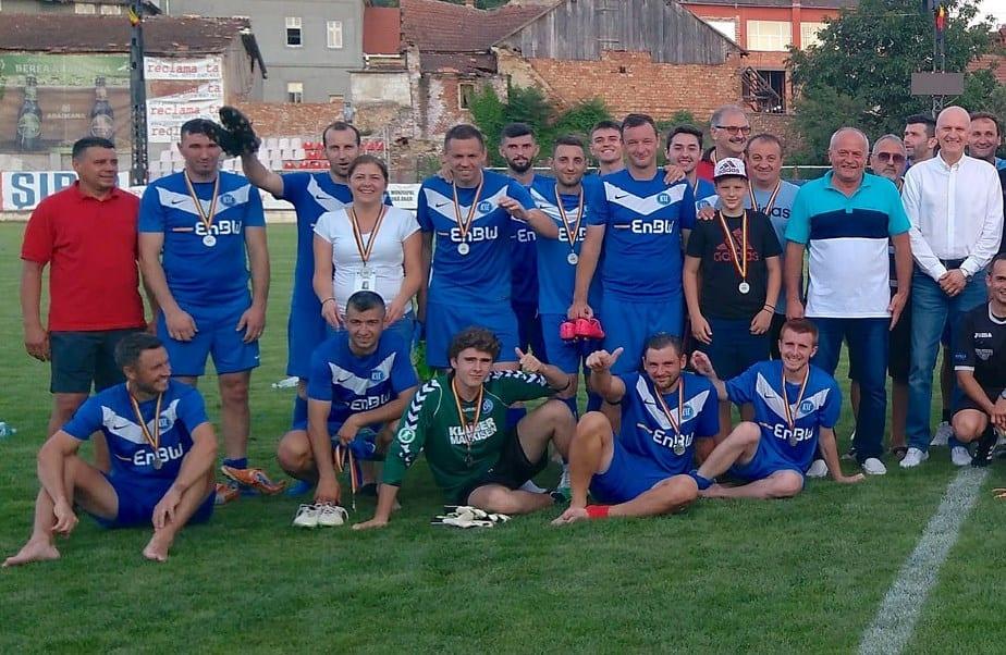 Zăbrani – Giarmata și Gepiu – Cermei, în primul tur al Cupei României!