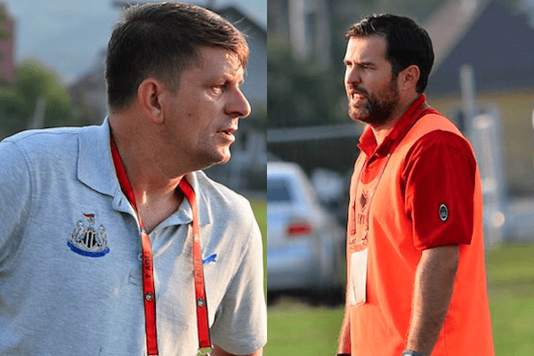 """Mihai Ianc: """"Un meci cu un ritm infernal"""" vs. Radu Anca: """"Ne-am crezut de la început învingători"""""""