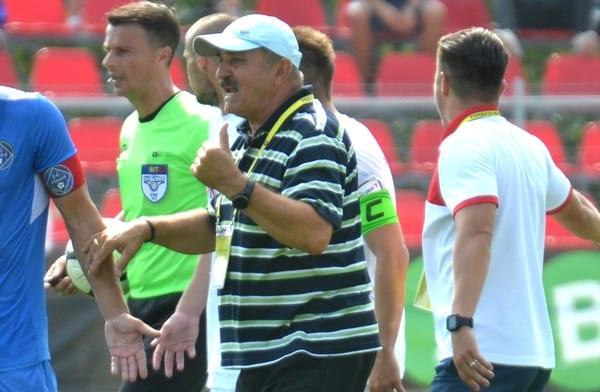 """Ionuț Popa: """"O frustrare ieșită din comun, din păcate nu pot intra în mintea jucătorilor"""""""