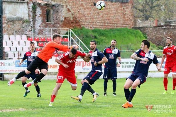 Livetext, ora 17, Liga a II-a: Sportul Snagov – UTA 2-1, final
