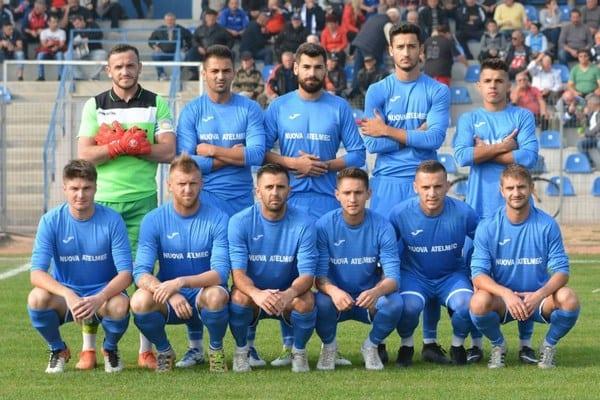 Liga III-a, etapa 9: Lipova împarte fotoliul de lider cu Dumbrăvița, Crișul depășește din nou Sebișul
