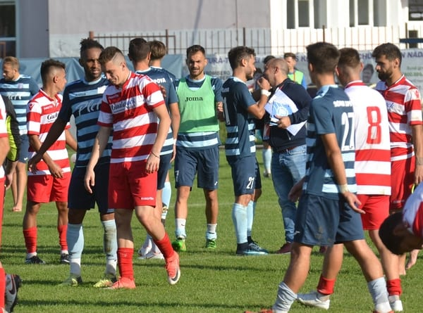 Liga a III-a (seria a IV-a), etapa a 7-a: Dumbrăvița se impune la Cermei și urcă pe 2 profitând de remiza din derby-ul Aradului