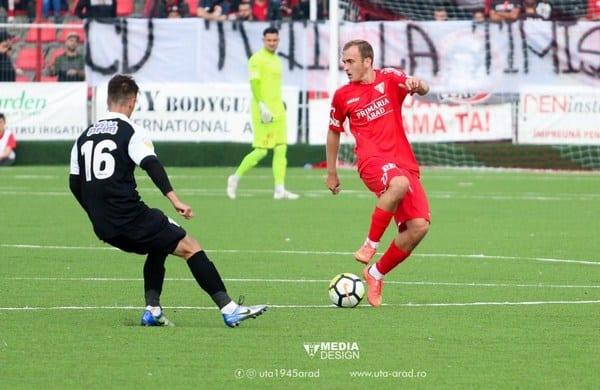 """Iuga: """"Sunt două puncte pierdute, la ce echipă avem ar trebui să câștigăm fiecare meci. La Timișoara cu un singur gând – victoria"""""""