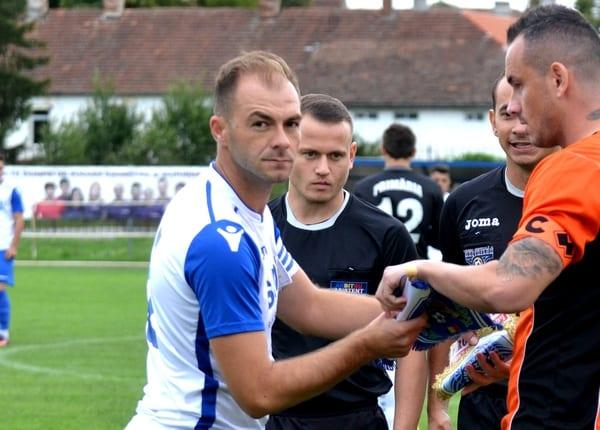 """Căpitanul Crișului anticipează derby-ul cu Lipova: """"Echipele se cunosc, fiecare își va lua măsurile potrivite"""""""