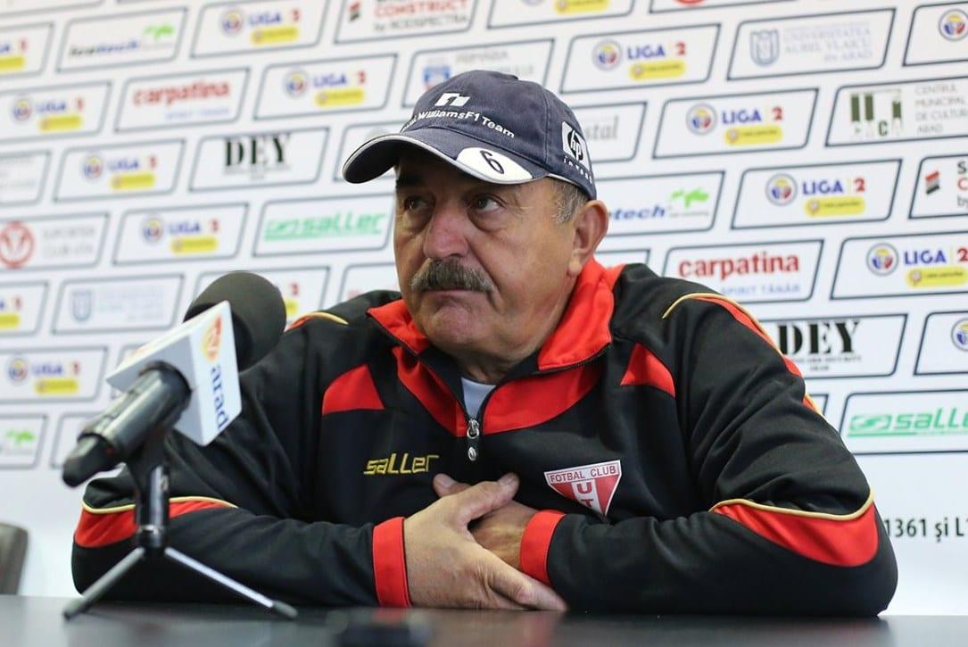 """Ionuț Popa: """"Era important să scăpăm de frustrarea jocurilor bune, neurmate de rezultate pozitive"""""""