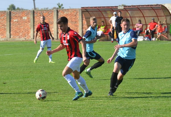 Puncte mari de ziua managerului: Unirea Sântana – CS Ineu  1-0
