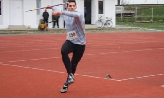 """Atleţii – aproape de startul competiţiilor, Denis Both este pregătit de """"Internaţionale"""""""