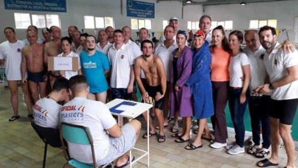 Înotătorii masters ai CSM-ului au cucerit Cupa DKMT