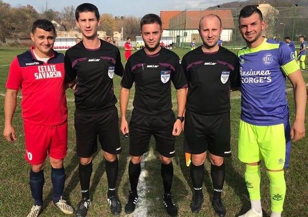 Un prim eșec pe care nimeni nu ar fi pariat: Cetate Săvârșin – Unirea Sântana   3-2