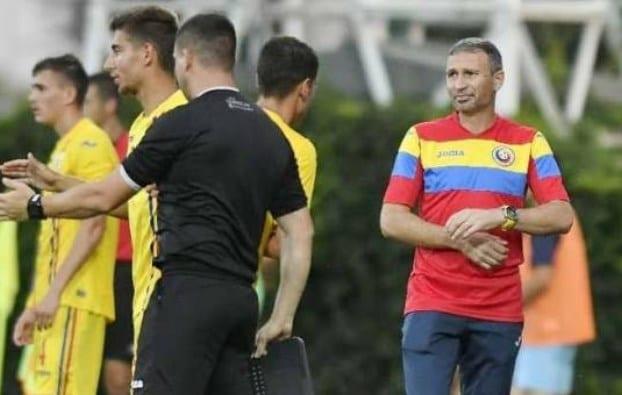 """Lotul național Under 19 s-a reunit la Arad fără """"piesele"""" grele, dar cu mulți jucători cu dorință de afirmare printre care și lipovanul Popa!"""