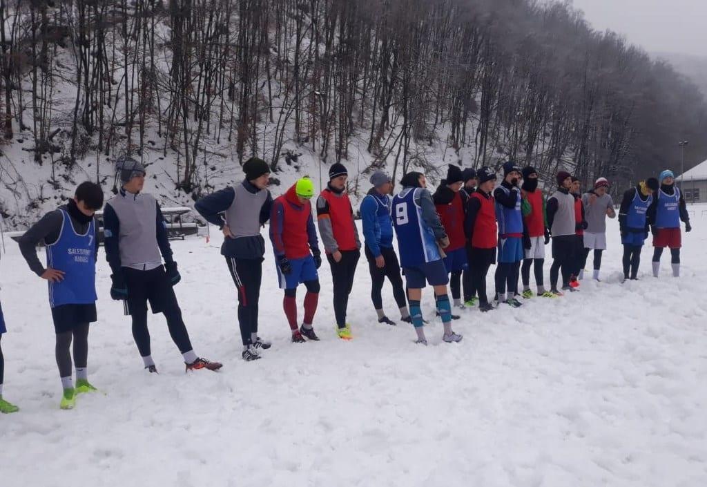 """Ineul a urcat la Moneasa cu 26 jucători, în majoritatea lor juniori! Sculici are sub comandă și patru """"produse"""" de la Viitorul"""