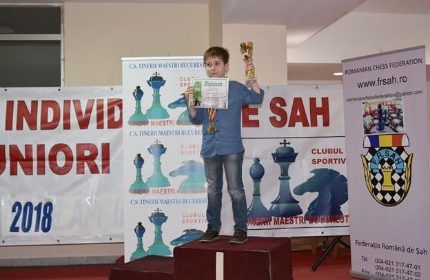 Filip Magold – sahistului anului 2018 la Vados