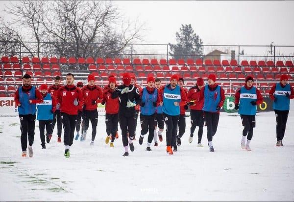 """Dombrovoschi, Pușcașu și Alvarenga – opriți și pentru cantonamentul ce începe luni! Popa are 21 de utiști la dispoziție până la sosirea """"pieselor"""" grele"""