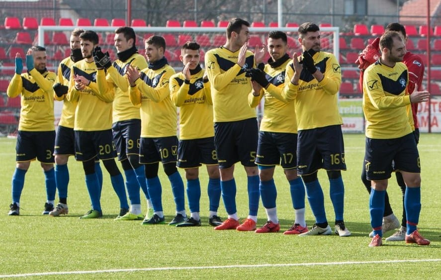 Matei, decisiv cu liderul Ligii a 4-a: Crișul Chișineu Criș – Progresul Pecica  1-0