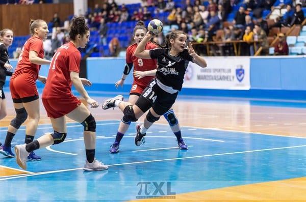 La înălțimea derby-ului în repriza secundă: CSM Târgu Mureș – Crișul Chișineu Criș 32-27