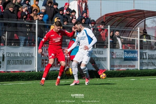 Forțele Ligii 1 ar putea forța transferul lui Miculescu, juniorul utist are alte gânduri