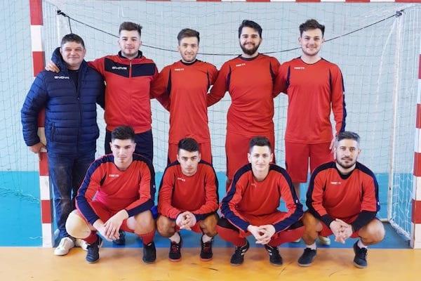 Șepreușul și-a luat biletele pentru finala campionatului județean de futsal: Finala de la Satu Nou, cu Pilu, s-a decis la penalty-uri