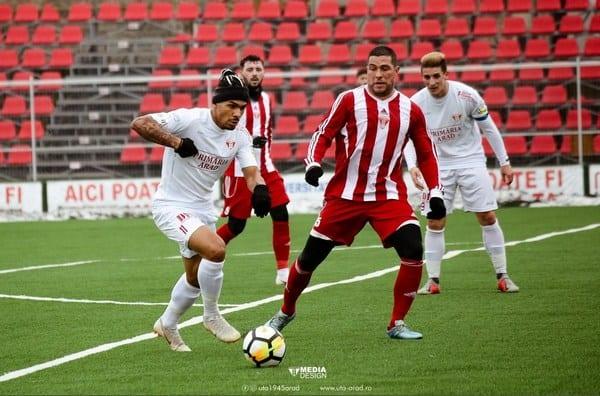 A fost livetext, ora 11.00: UTA – Gloria Lunca Teuz Cermei 3-1, final