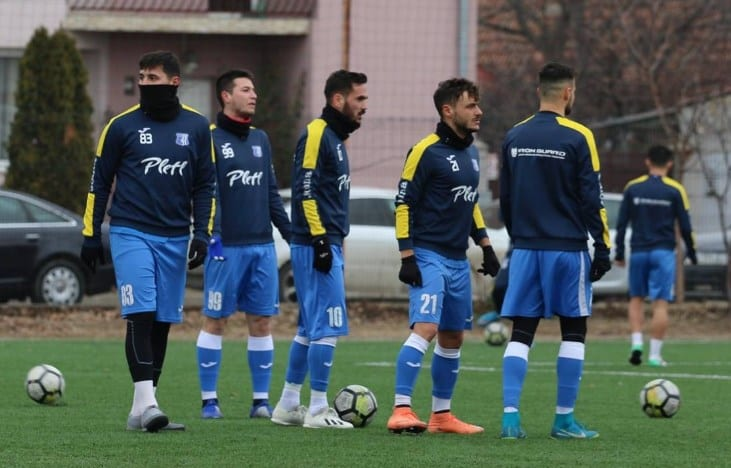 Divizionara secundă a întors jocul în ultimele 20 de minute: Luceafărul Oradea – Șoimii Lipova 4-1