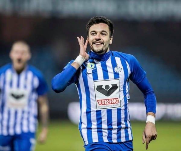Petre a spart gheața și în 2019, Esbjerg urcă pe podium în Superliga + Video