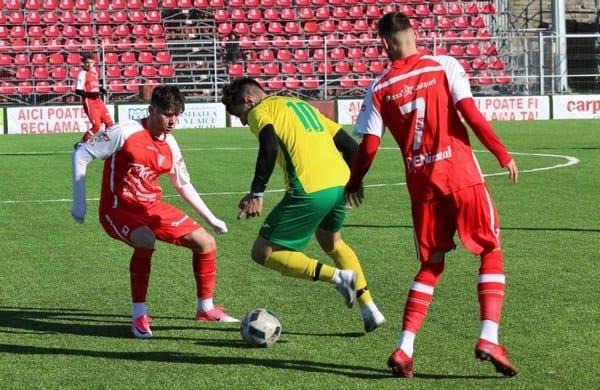 Amicale de weekend pentru prim divizionarele județene arădene: Curtici, Pecica și UTA II au strâns 19 goluri împreună!