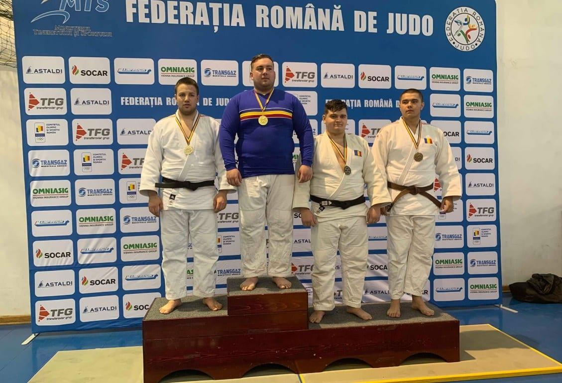 Arădenii Marc Boldiș și David Nagy – argint și bronz la naționalele Under 23 de judo