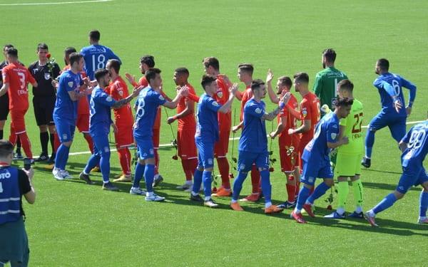 Live-text Liga a 2-a, ora 13: UTA – FC Snagov 3-1, final