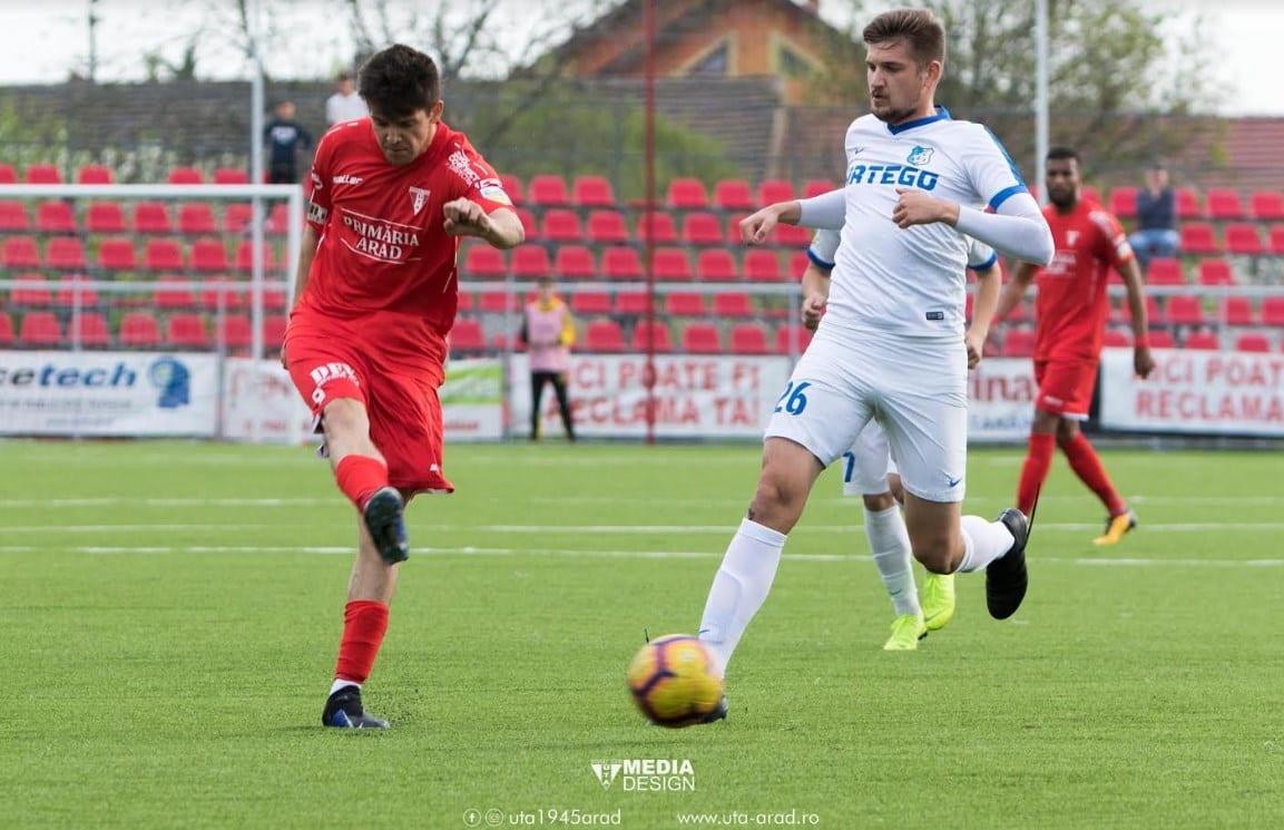 David Popa, la primul gol în liga a doua finlandeză