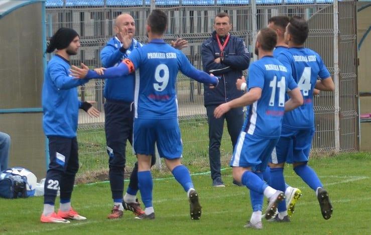 """Todea, după Sebiș – Ghiroda 3-1: """"Mi-era mai frică decât cu Reșița, dar sentimentul victoriei dă forță acestei echipe"""""""