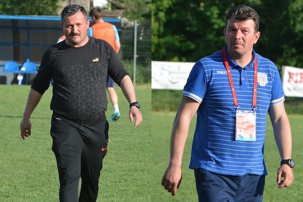 """Abrudean: """"Am pierdut nemeritat după aspectul jocului"""" v.s. Spătaru: """"Ne mai așteaptă două finale"""""""