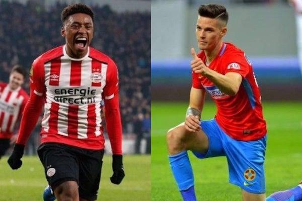 Îl înlocuiește PSV pe Bergwijn cu Man? Olandezii s-au interesat de atacantul arădean și în iarnă
