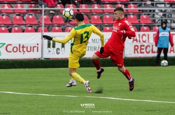 Livetext Liga II-a, ora 16,30: CS Mioveni – UTA 3-0, final
