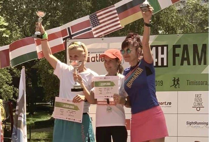 """""""Studenta"""" Mara Guler, cea mai bună alergătoare din România în cursa de o zi: """"Nu mă uit la ceas, îmi iau doar pulsul, restul ține în mare parte de psihic"""""""