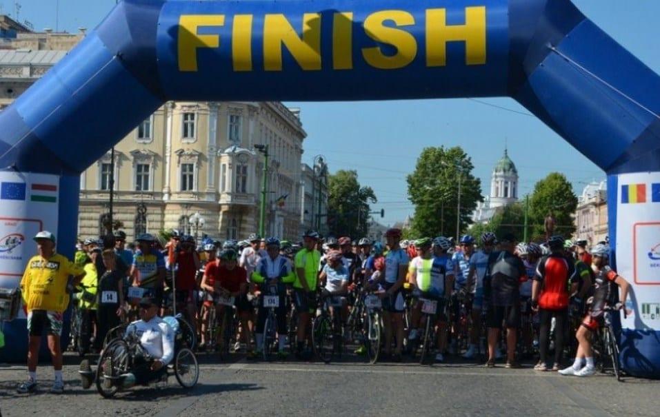 Supermaratonul Békéscsaba – Arad – Békéscsaba adună la start 550 de participanți