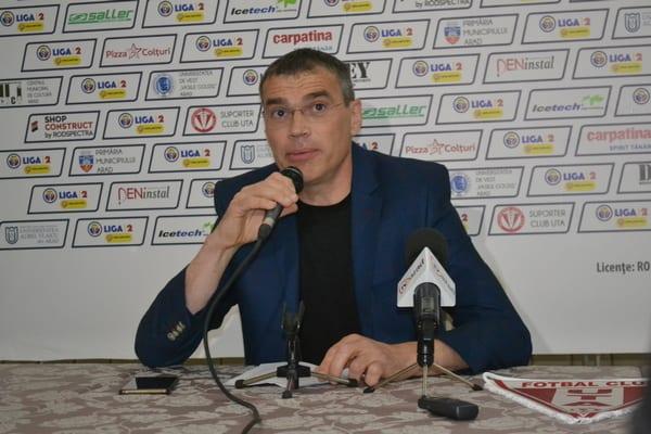 """Meszar: """"Un sezon în care nu râdem, dar nici nu plângem. Mulțumim Ionuț Popa și Cristi Păcurar!"""""""