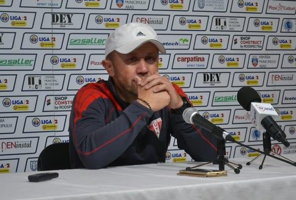 """Păcurar, în lacrimi când a venit vorba despre Ionuț Popa: """"Suntem afectați de starea dânsului, el a vrut să creeze această echipă…"""""""