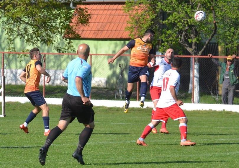 VI-FE și-a pierdut concentrarea cu 12 minute înainte de penalty-uri, campioana are șansa eventului: Victoria Felnac – Progresul Pecica 0-4