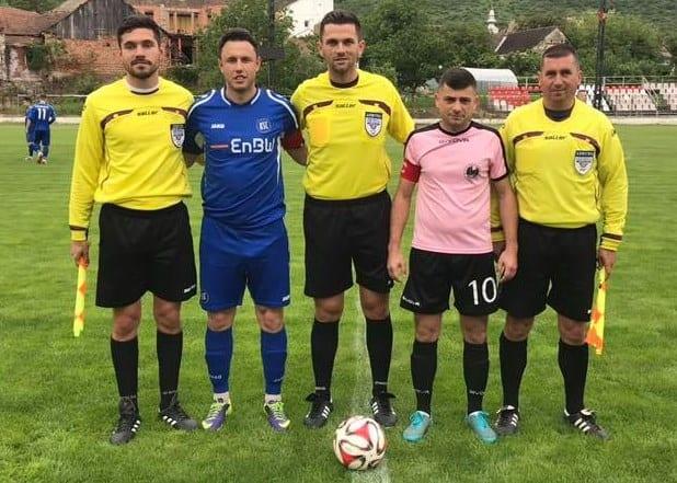 Pecica – Păuliș e finala Cupei României, faza județeană