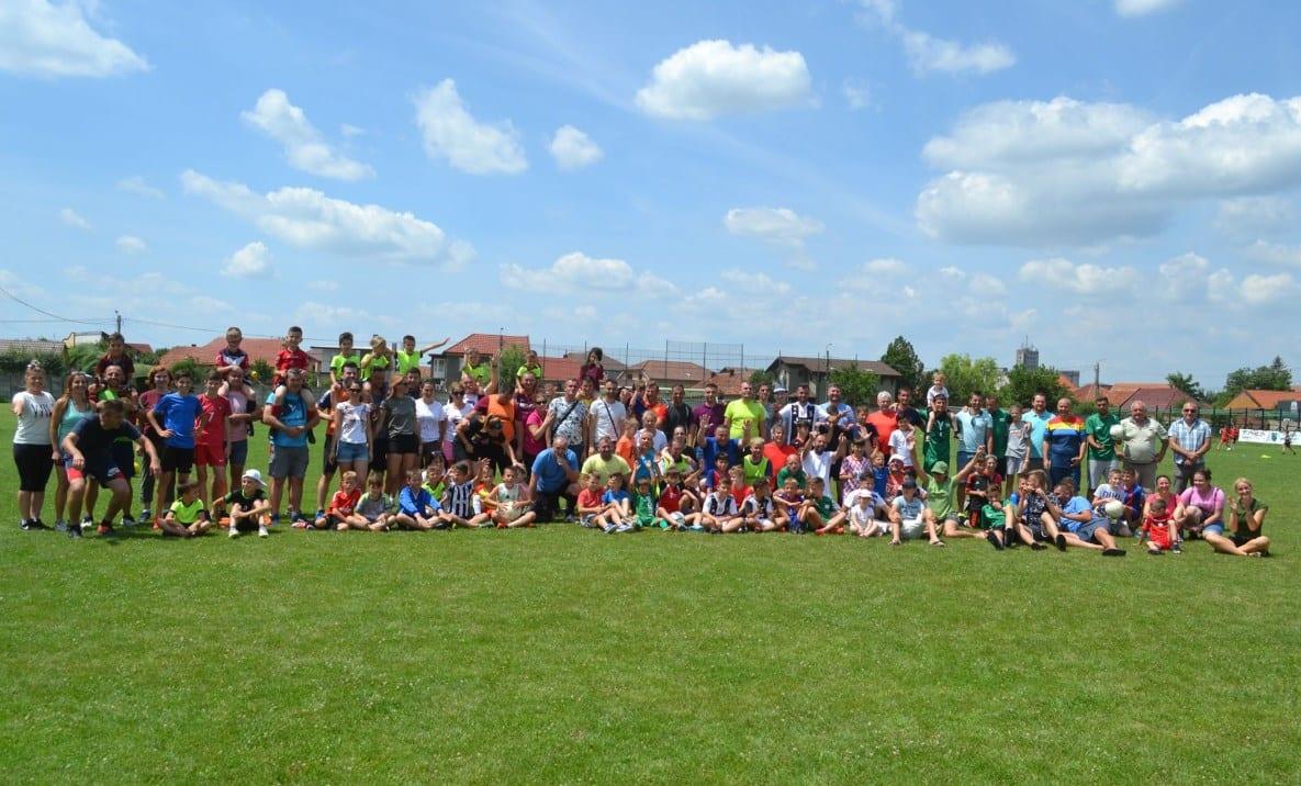 Părinții, protagoniștii ultimei zile ale stagiunii fotbalistice la Academia Ladislau Brosovszky