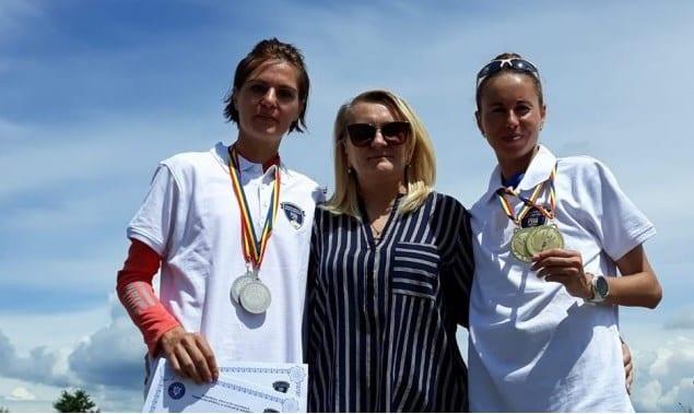 """Medalii balcanice pentru """"studentele"""" Bîrcă și Simion"""