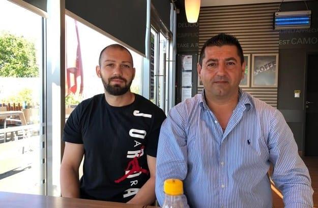 Capătă a semnat cu Slatina, având ca obiectiv promovarea în Liga 2-a