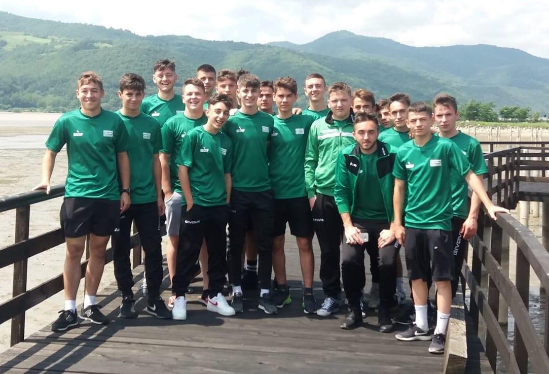 Opțiune pentru calificarea la turneul semifinal al juniorilor A1: CS Moldova Nouă – CS Ineu 2-2