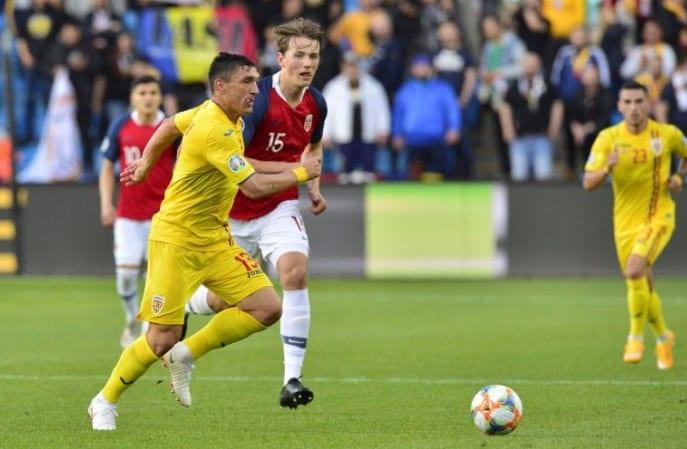 """Țucudean a primit 30 de minute de la Contra în Norvegia, orădeanul Keseru a salvat un punct pentru """"tricolori"""""""