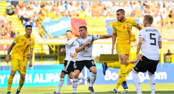 Visul verii italiene s-a încheiat în semifinale, cu arădeni Man și Petre în teren: Germania – România 4-2